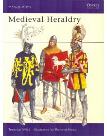 Medieval Heraldry, Men at Arms No 099, Osprey Publishing