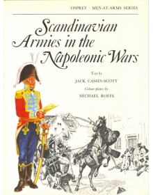 Scandinavian Armies in the Napoleonic Wars, Men at Arms, Osprey Publishing