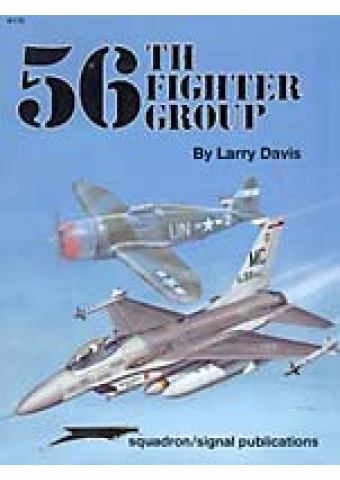 56th Fighter Group, Squadron/Signal