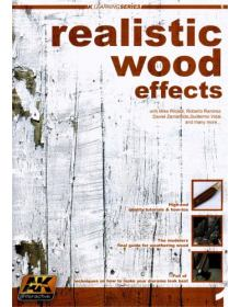 Realistic Wood Effects, AK Interactive
