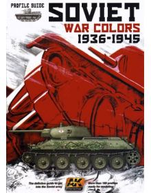 Soviet War Colours 1936-1945, AK Interactive