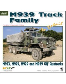 M939 Truck Family in Detail, Wings & Wheels Publications (WWP)