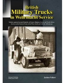 British Military Trucks in Wehrmacht Service, Tankograd Publishing
