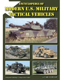 Encyclopedia of Modern U.S. Military Tactical Vehicles, Tankograd Publishing
