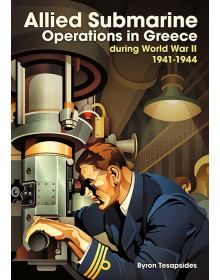 Allied Submarine Operations in Greece during World War II, Byron Tesapsides