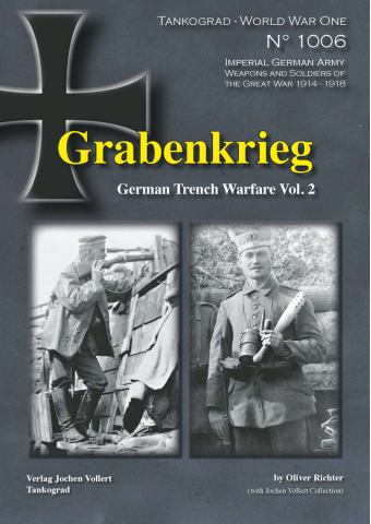 Grabenkrieg - Volume 2, World War One No 1006, Tankograd