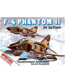 F-4 Phantom II in Action, Σειρά Aircraft no 65, Squadron / Signal Publications