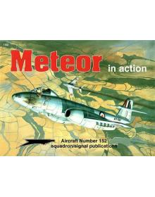 Meteor in Action, Aircraft no 152, Squadron / Signal Publications
