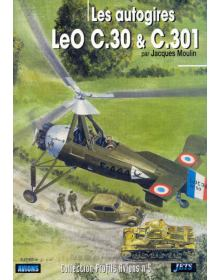 Les Autogires LeO C.30 and C.301, Εκδόσεις Lela Presse