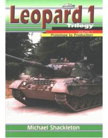 Leopard 1 Trilogy Volume 1: Prototype to Production, Barbarossa