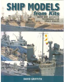 Ship Models from Kits, David Griffith