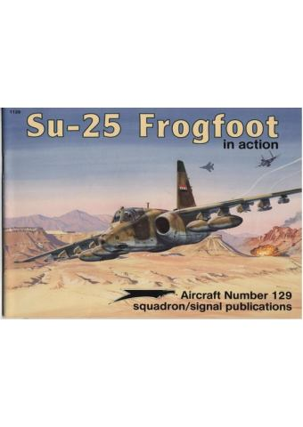 Su-25 Frogfoot in Action, Squadron/Signal
