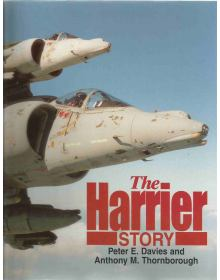 The Harrier Story, Peter Davies & Anthony Thornborough, Arms & Armour Press