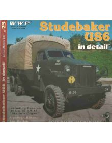 Studebaker US6 in Detail, Wings & Wheels Publications (WWP)