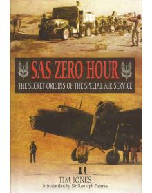 SAS Zero Hour, Tim Jones, Εκδόσεις Naval Institute Press