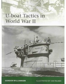 U-Boat Tactics in World War II, Elite no 183, Osprey Publishing