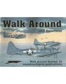 SBD Dauntless Walk Around