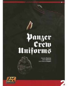 Panzer Crew Uniforms Painting Guide, AK Interactive