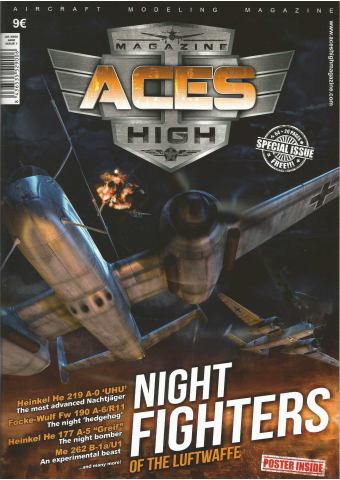 Aces High Magazine No 01