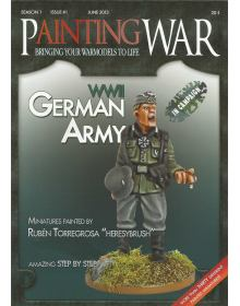 Painting War 01: WWII German Army