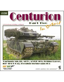 Centurion in Detail Part 2, WWP