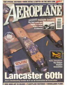 Aeroplane Monthly 2001/02