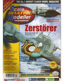 Scale Aviation Modeller International 2012/09 Vol. 18 Issue 9