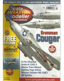 Scale Aviation Modeller International 2006/04 Vol. 12 Issue 4