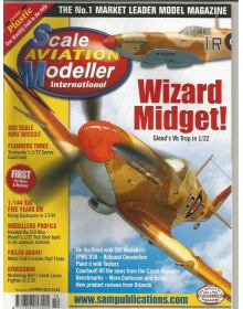 Scale Aviation Modeller International 2012/10 Vol. 18 Issue 10