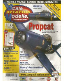 Scale Aviation Modeller International 2011/08 Vol. 17 Issue 8