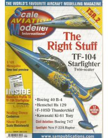 Scale Aviation Modeller International 2009/01 Vol. 15 Issue 1