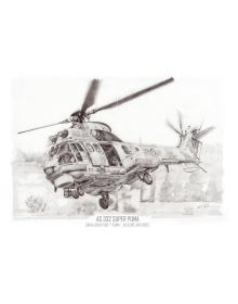 HAF AS 332 Super Puma