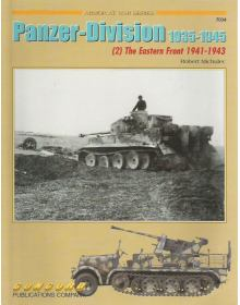 Panzer-Division 1935-1945 (2), Armor at War no 7034