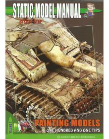 Painting Models, Static Model Manual Vol. 7, Auriga
