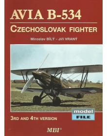 Avia B-534 Czechoslovak Fighter, MBI
