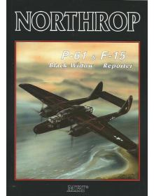 Northrop P-61 Black Widow  & F-15 Reporter, MBI
