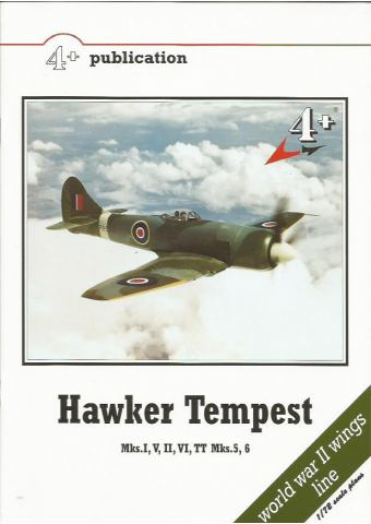 Hawker Tempest, 4+