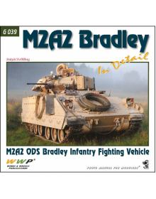 M2A2 Bradley in detail, WWP