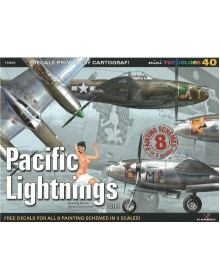 Pacific Lightnings Part I, miniTopcolors 40, Kagero