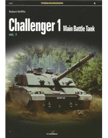 Challenger 1 Main Battle Tank Vol. I, Photosniper No 9, Kagero