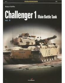 Challenger 1 Main Battle Tank Vol. II, Photosniper No 11, Kagero