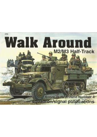 M2/M3 Half-Track Walk Around, Squadron / Signal