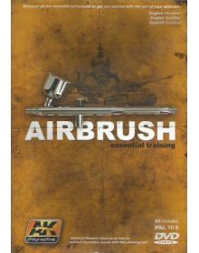 Airbrush Essential Training, AK Interactive
