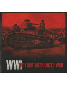 WWI - The First Mechanized War, AK Interactive