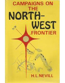 Campains on the North-West Frontier