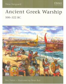 Ancient Greek Warship 500 - 322 BC, New Vanguard 132, Osprey