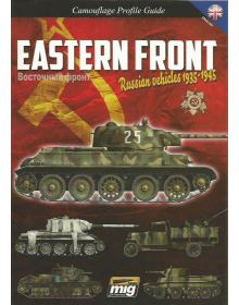 Eastern Front - Camouflage Profile Guide, Ammo of Mig Jimenez