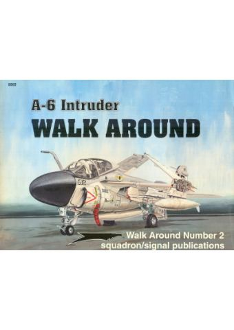 A-6 Intruder Walk Around