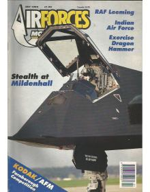 Air Forces Monthly 1992/07