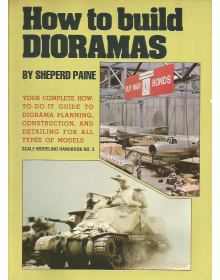 How to Build Dioramas, Sheperd Paine